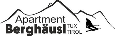 Apartment Berghausl Tux Logo